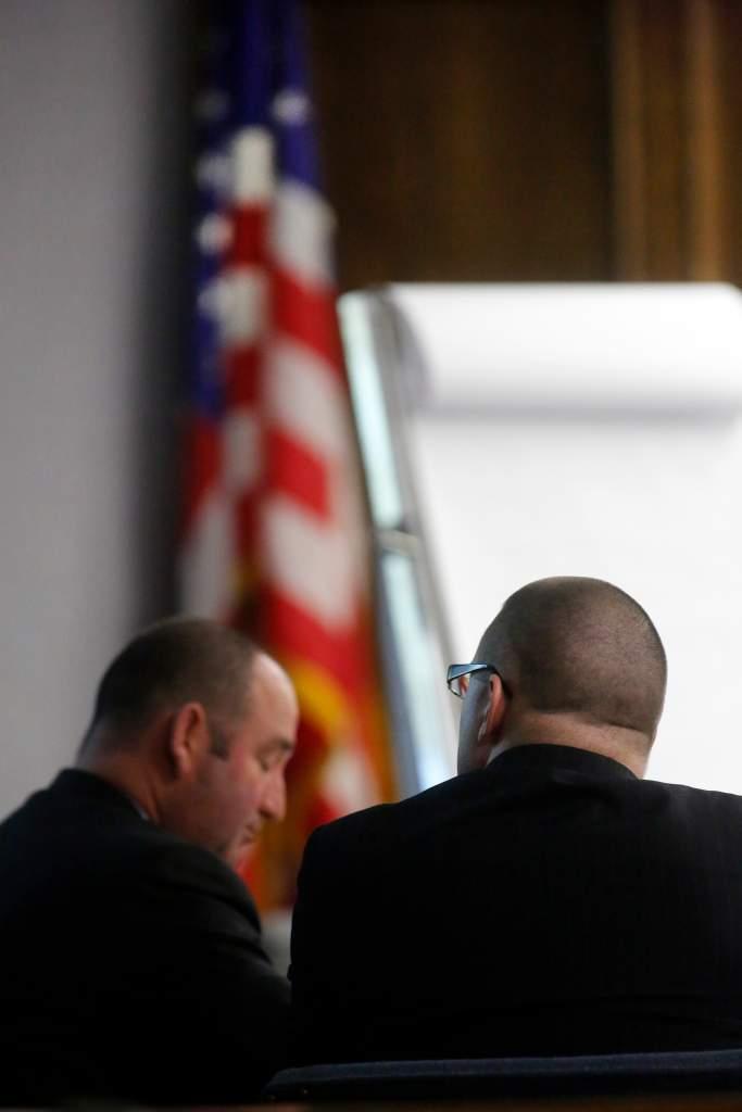 """""""American Sniper"""" Murder Trial Begins In Texas"""