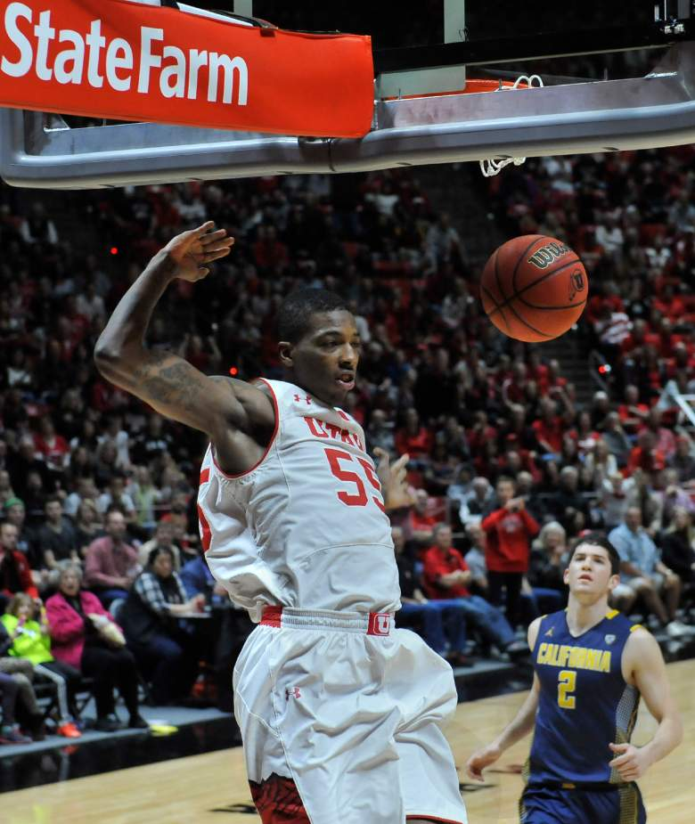 Utah's Delon Wright leads the team at 14.2 points per game. (Getty)