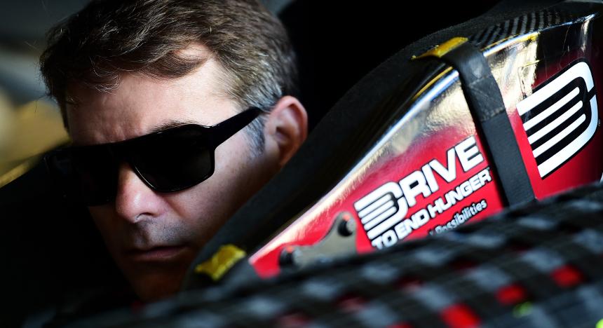 Daytona, Jeff Gordon