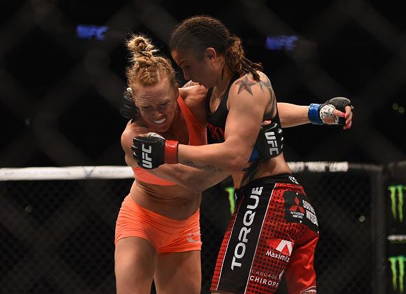 Holly Holm UFC 184