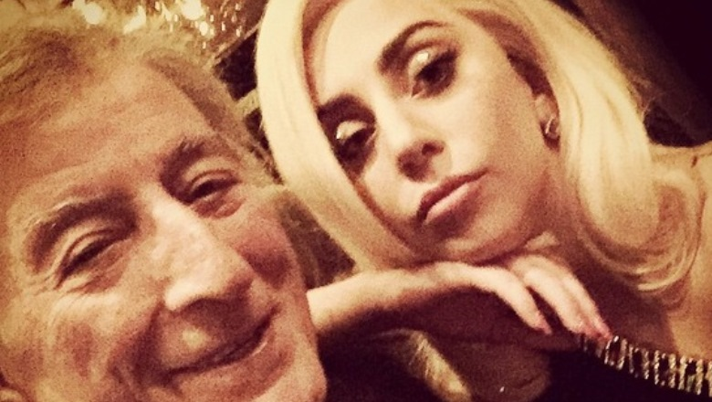 Lady Gaga Tony Bennett, Lady Gaga Cheek To Cheek Performance, Tony Bennett Grammys 2015 Performance, Lady Gaga Grammys 2015