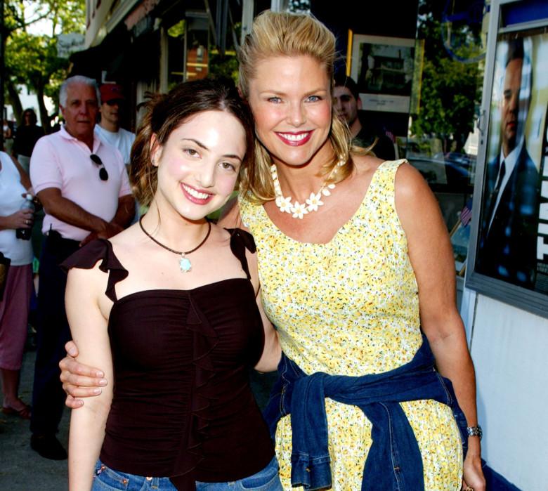 Christie Brinkley, Alexa Ray Joel
