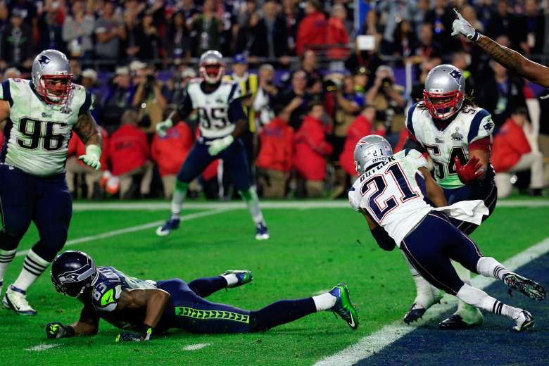 Malcolm Butler interception