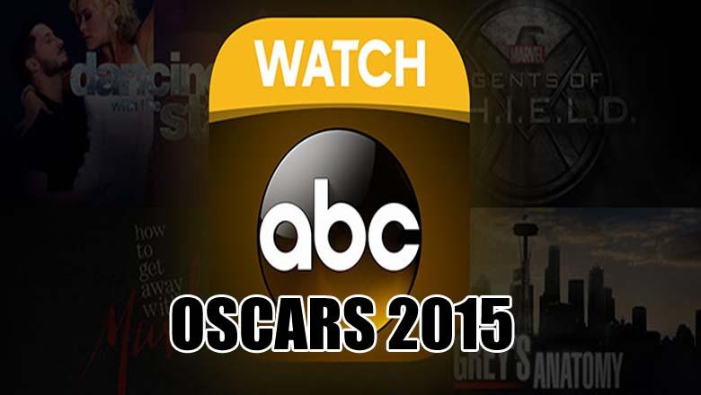 oscars, academy awards, live stream, abc app, live