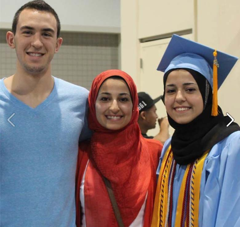 Chapel Hill Muslim Students Shooting