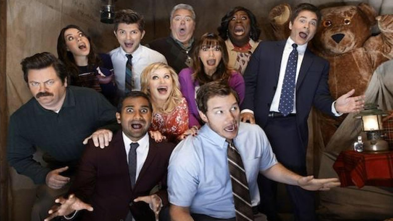 parks and recreation, parks and rec, series finale, nbc