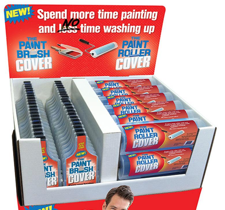 paint brush shark tank, paint brush holder shark tank, paint brush cover shark tank