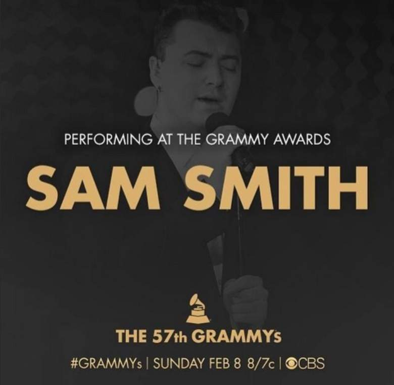 Sam Smith, Sam Smith Grammys 2015, Sam Smith Mary J Blige, Mary J Blige Sam Smith Performance, Sam Smith Grammys 2015 Winner, Mary J Blige Grammys 2015 Performance