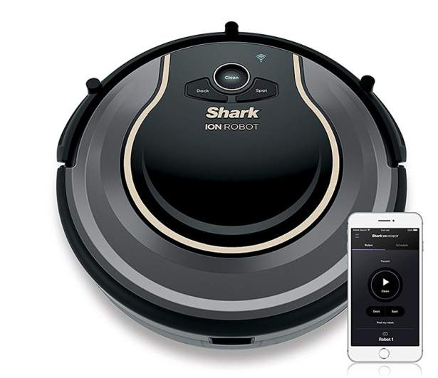 Shark Ion 750 Connected Robotic Vacuum