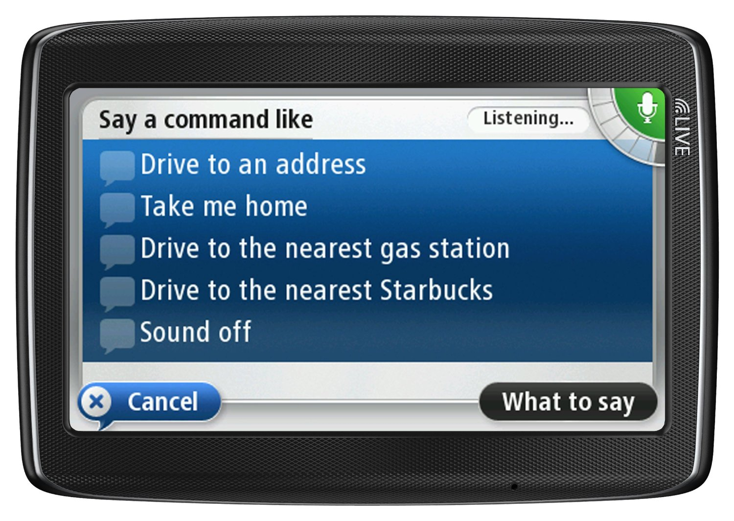 gps for cars