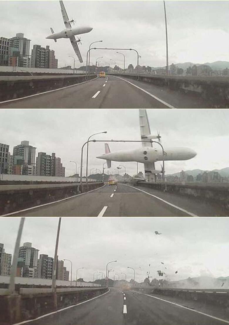 transasia flight b22816 crash