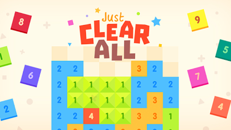 Just Clear All Game