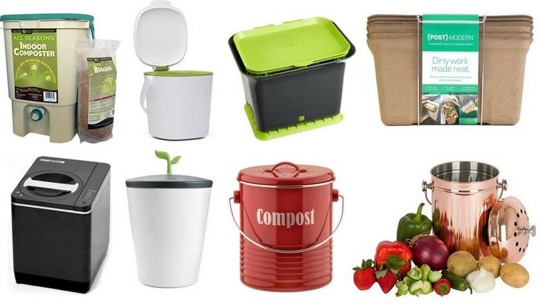 11 Best Kitchen Compost Bins 2020