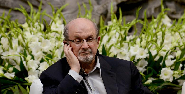 Salman Rushdie, Lars Vilks