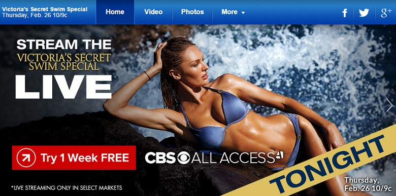 Victorias Secret Swim Special 2015, How To Watch Victorias Secret Swim Special Online, Victorias Secret Swim Special Online