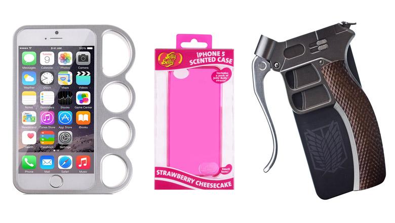 weird iphone cases