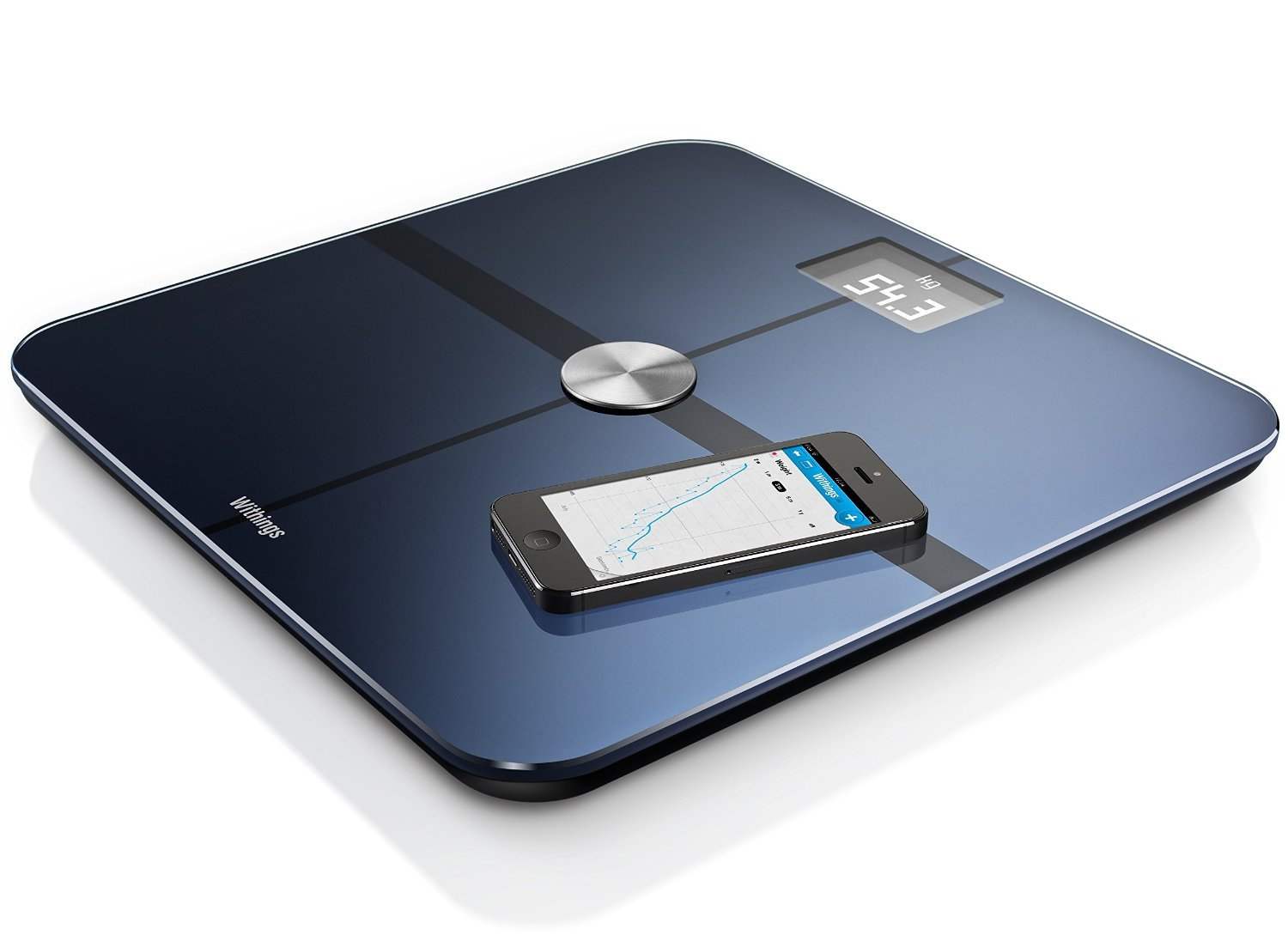 iphone accessories, withings, withings scale, smart scale, fitness