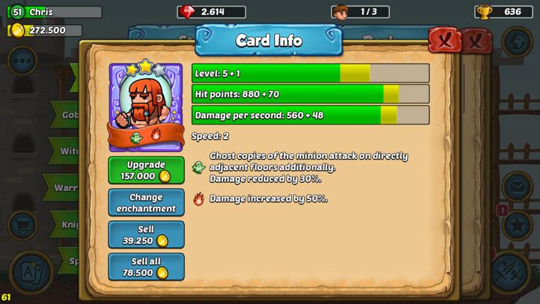 Arcanox Cards vs Castles Cheats