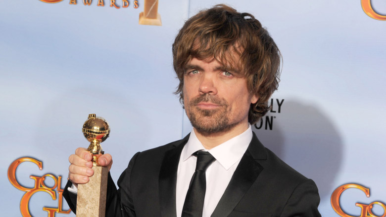 One of the stars of the show, Peter Dinklage. (Getty)