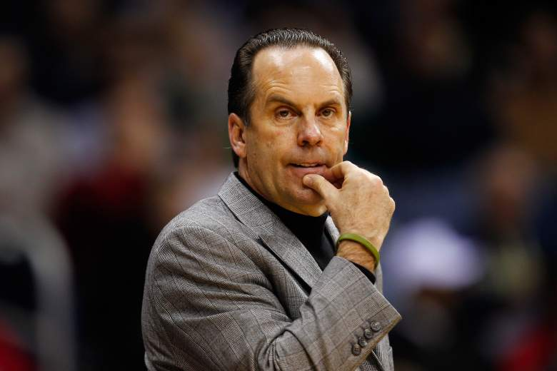 Mike Brey's Notre Dame squad finished third in the tough ACC. (Getty)