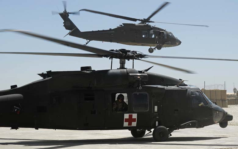 Black Hawk Helicopter Crash in Florida