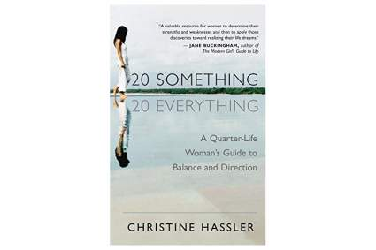 20 something book cover