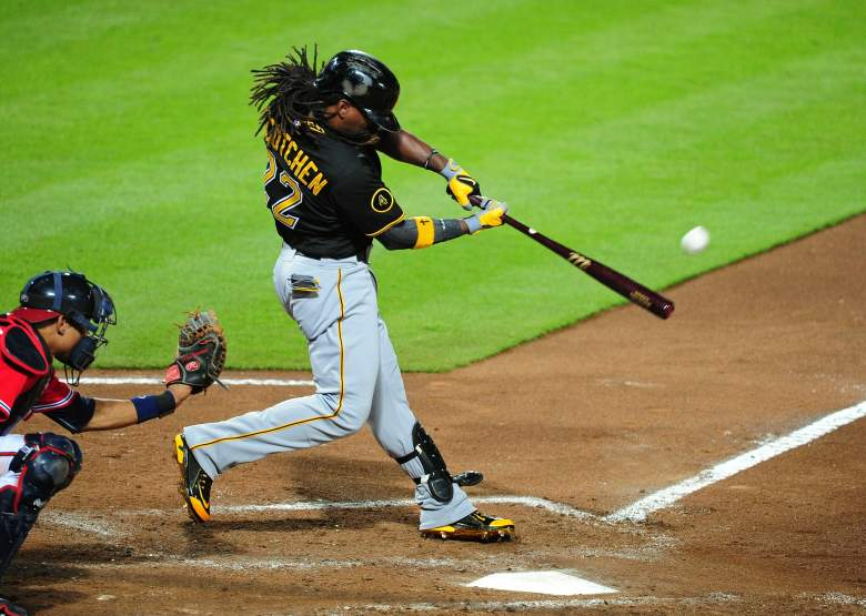 Pirates outfielder Andrew McCutchen. (Getty)