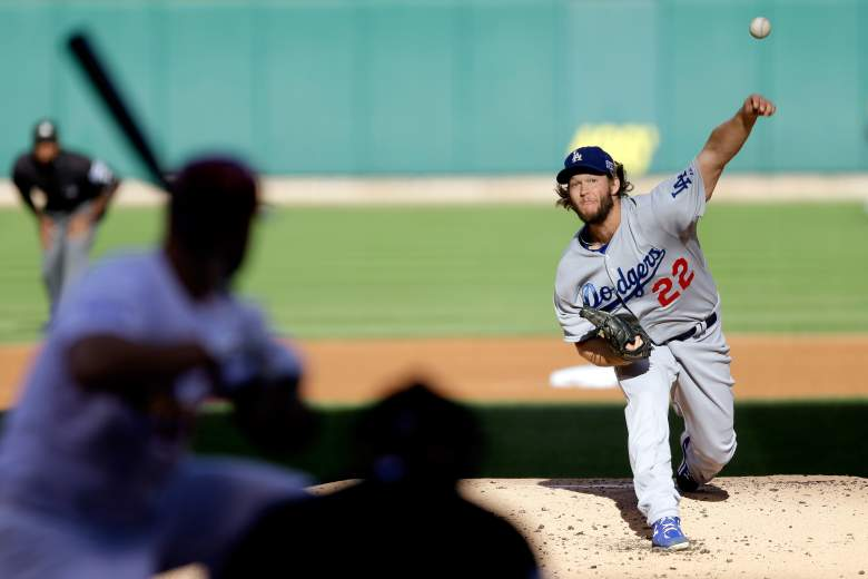 The oddsmakers like Clayton Kershaw and the L.A. Dodgers chances of winning the World Series. (Getty)