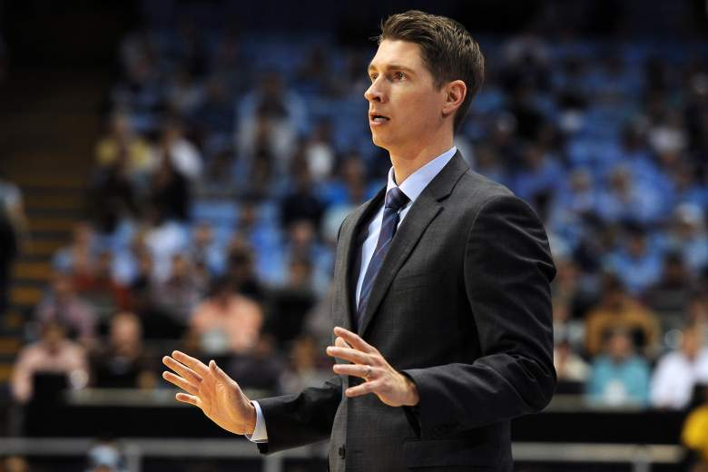 Robert Morris head coach Andrew Toole is only 32-years-old. (Getty)