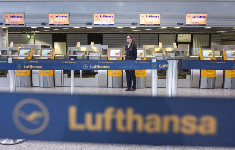 December 2014 pilot strikes Lufthansa