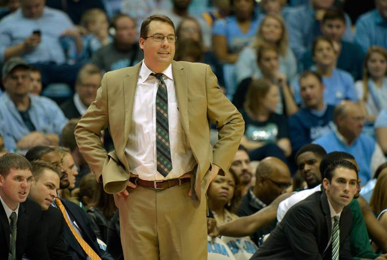 UAB coach Jerod Haase was a former star player at Kansas. (Getty)