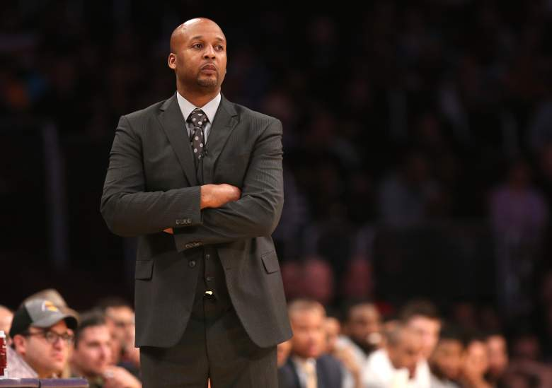 Brian Shaw was fired Tuesday at head coach of the Nuggets. (Getty)