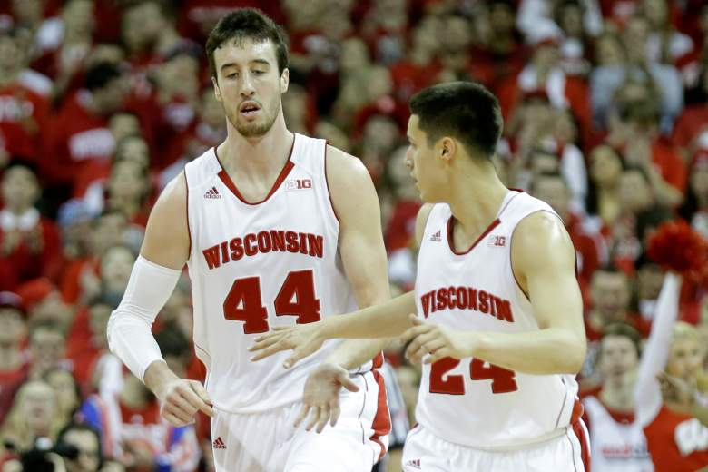 wisconsin basketball, wisconsin badgers