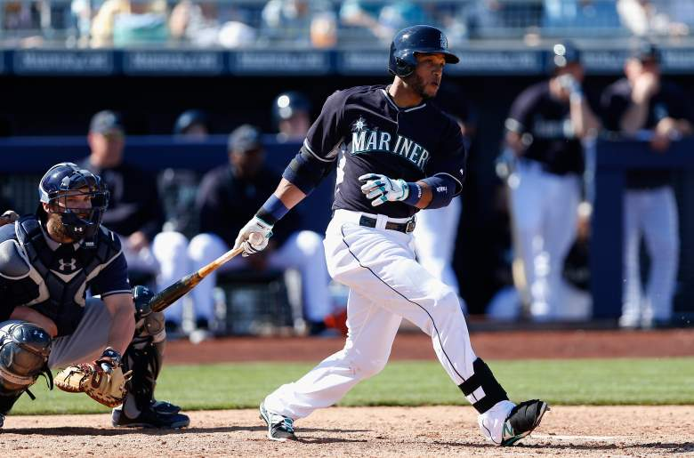 Robinson Cano and the Seattle Mariners are expected to compete for the American League pennant. (Getty)