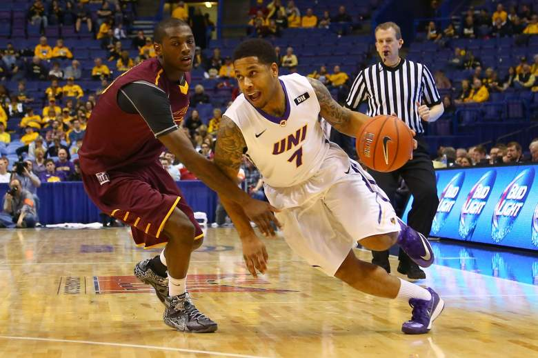 Deon Mitchell and Northern Iowa return to the NCAA Tournament after a 5-year hiatus. (Getty)