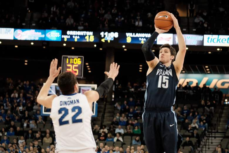 Ryan Arcidiacono and Villanova are the top seed in the Big East Tournament at Madison Square Garden. (Getty)