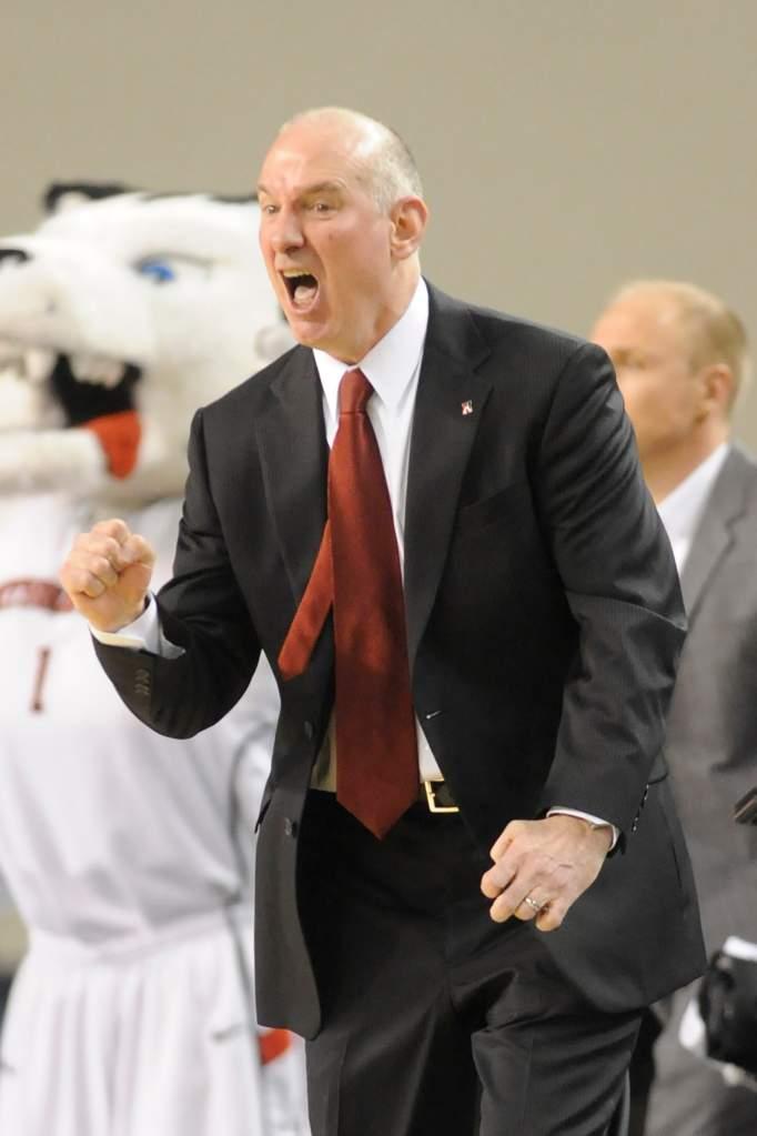 Head coach Bill Coen. (Getty)