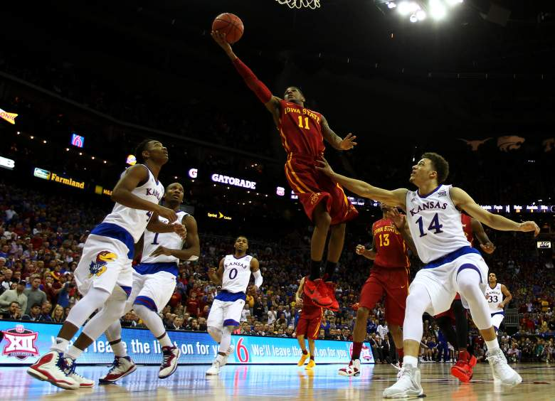 iowa state basketball, iowa state