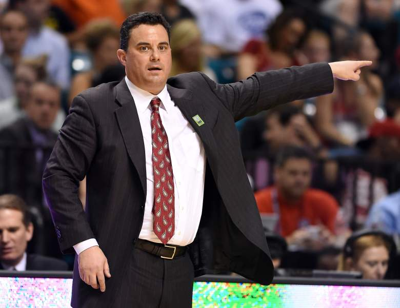 sean miller, arizona basketball, university of arizona