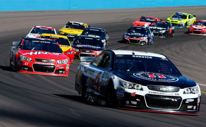 Kevin Harvick has won the past 2 Sprint Cup events. (Getty)