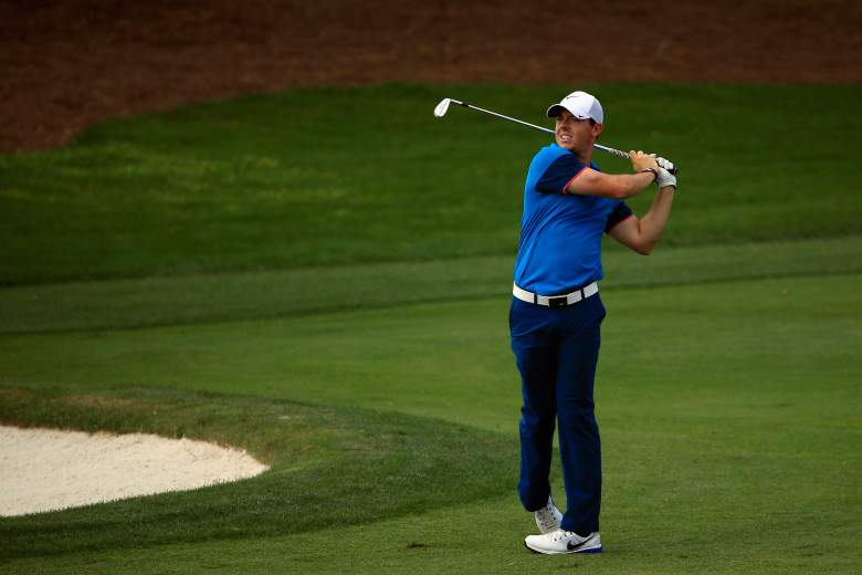 Rory McIlroy shot a 2-under in the first round of the Arnold Palmer Invitational. (Getty)