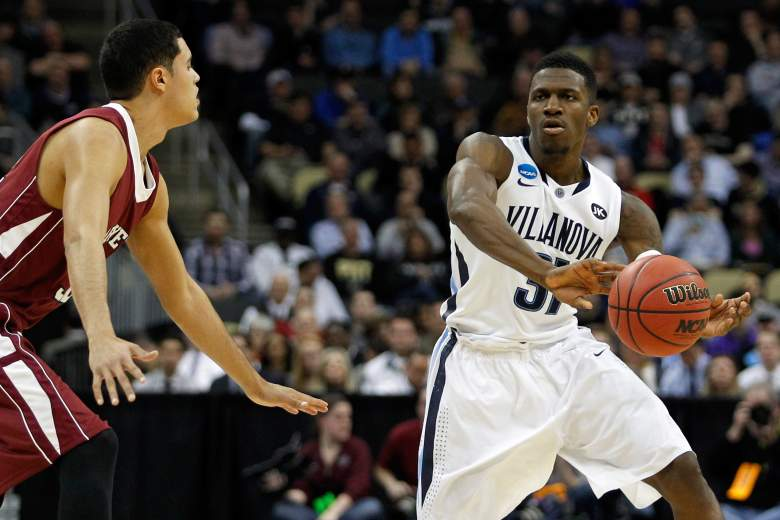 Dylan Ennis and Villanova easily advanced to the round of 32. (Getty)