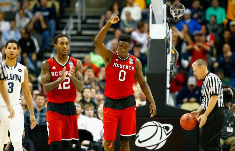 North Carolina State has already beaten Louisville, its opponent Friday, once this season. (Getty)