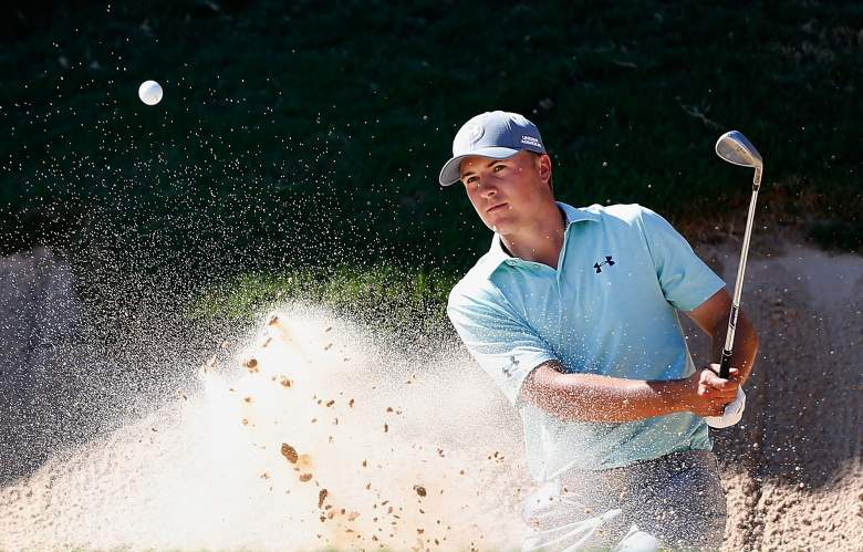 Jordan Spieth is considered the favorite for the Shell Houston Open. (Getty)