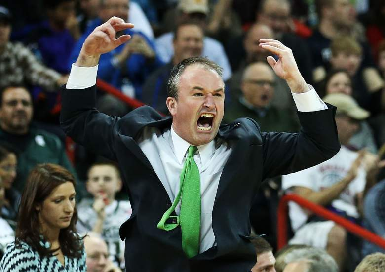 Saul Phillips left NDSU for Ohio University after the 2013-14 season. (Getty)