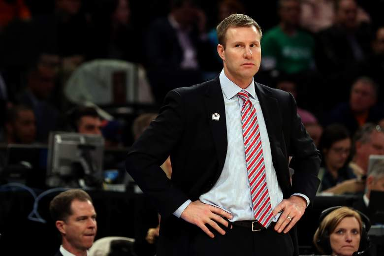 Fred Hoiberg has been the head coach at his alma mater Iowa State since 2010. (Getty)