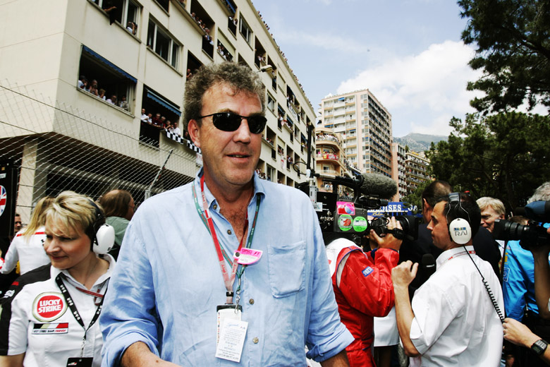 Jeremy Clarkson Suspended