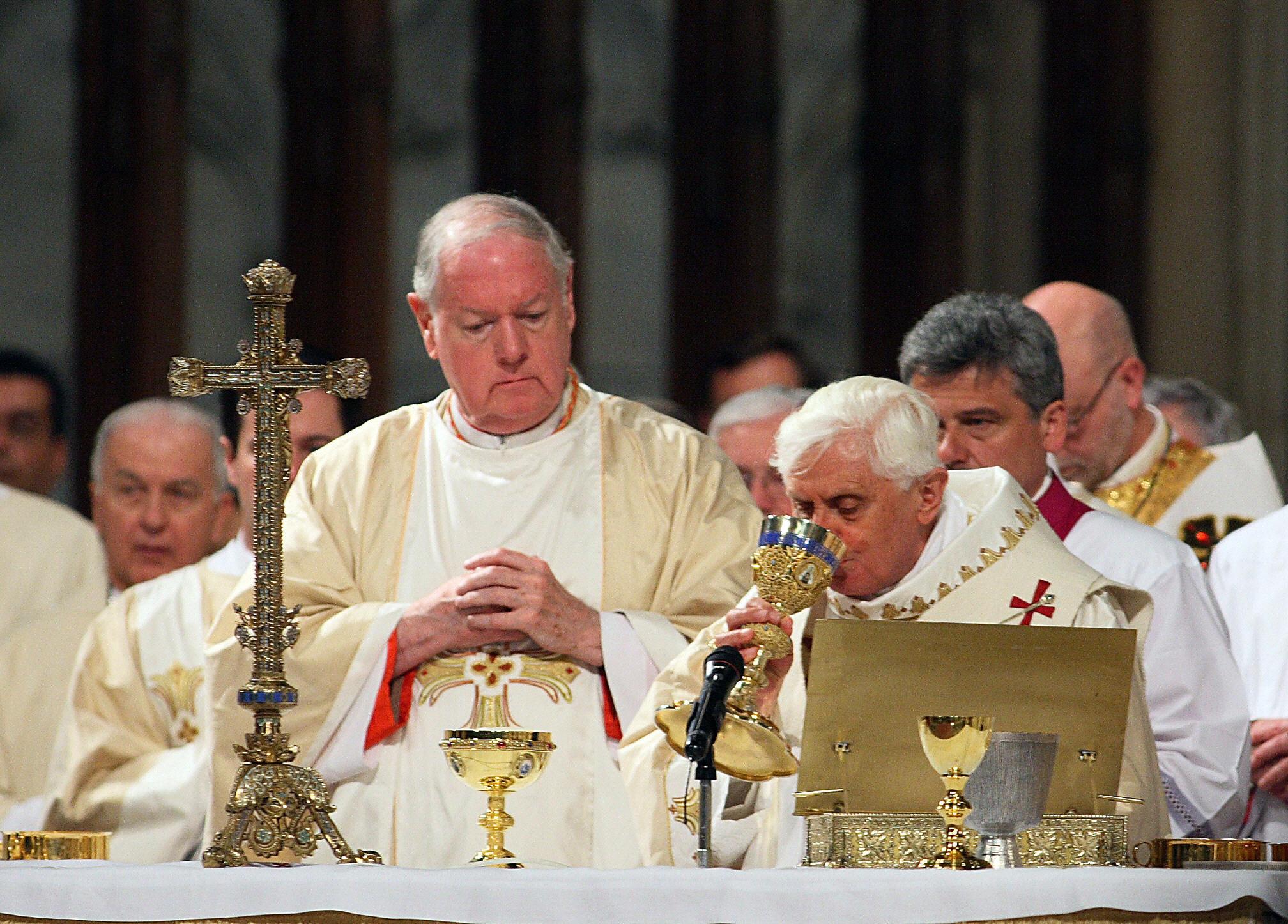 Edward Egan, Cardinal Edward Egan, Archbishop Edward Egan