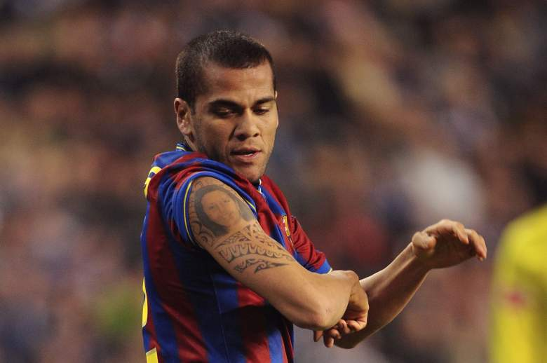 dani alves tattoo