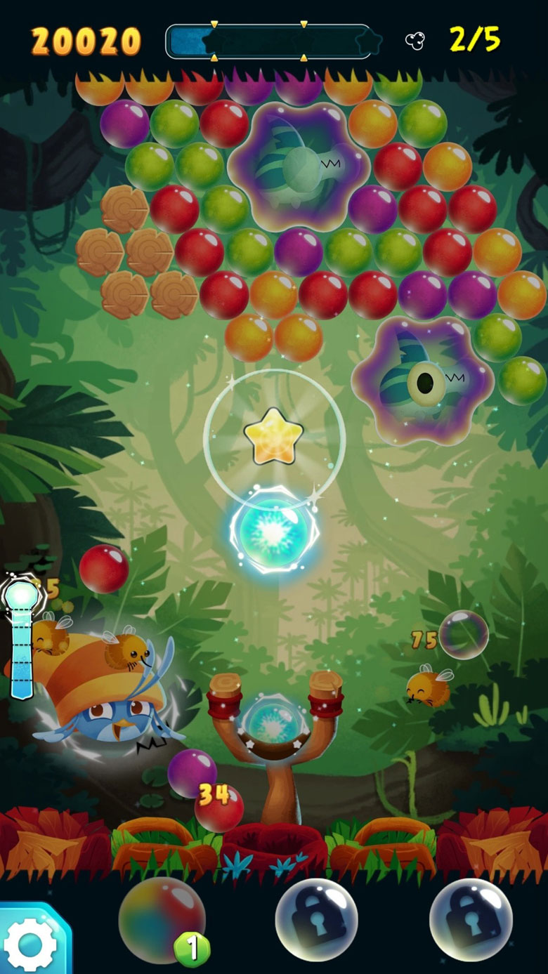Angry Birds Stella Pop Tips